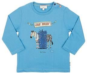 Paul Smith Infants' Zebra Car Wash Cotton T-Shirt