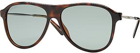Safilo USA Gucci 1058 Aviator Sunglasses