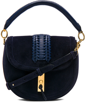 Altuzarra Ghianda Top Handle Saddle Bag
