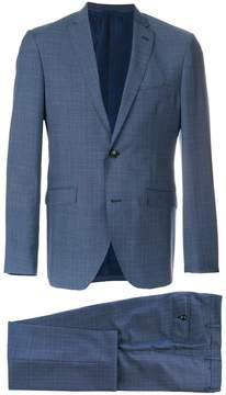 Etro two piece check suit