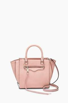 Rebecca Minkoff Side Zip Mini Regan Tote - ONE COLOR - STYLE