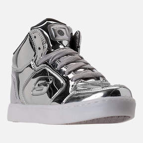 Skechers Boys' Grade School S Lights: Energy Lights Light-Up Casual Shoes
