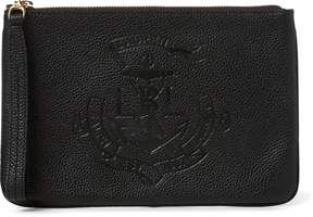 Ralph Lauren Leather Wristlet