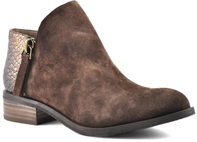 Very Volatile Brown Greyson Suede Ankle Boot