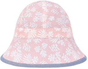 Jean Bourget Reversible printed hat