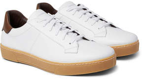 Ermenegildo Zegna Leather Sneakers