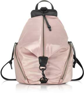 Rebecca Minkoff Dark Vintage Pink Julian Nylon Backpack - PINK - STYLE