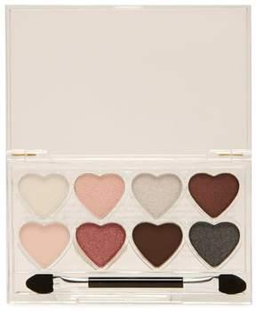 Forever 21 Heart Eyeshadow Palette