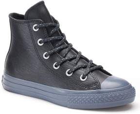 Converse Kids' Chuck Taylor All Star High Top Thermal Leather Sneakers