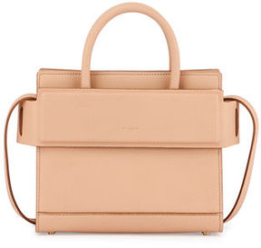 Givenchy Horizon Mini Grain Leather Satchel Bag