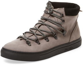 Del Toro Men's Nabuk Trek Sneaker Boot