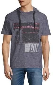 ProjekRaw Hooded T-Shirt
