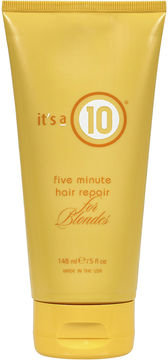 It's A 10 ITS A 10 Five-Minute Hair Repair for Blondes - 5 oz.