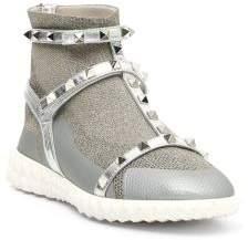 Valentino Rockstud Bodytech Sneakers