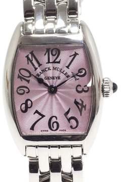 Franck Muller Cintree Curvex 2251QZ Stainless Steel 22mm Womens Watch