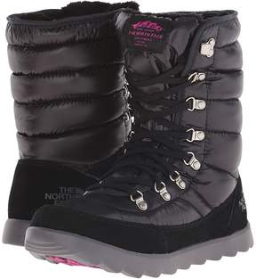 The North Face ThermoBalltm Lace 8 Women's Cold Weather Boots