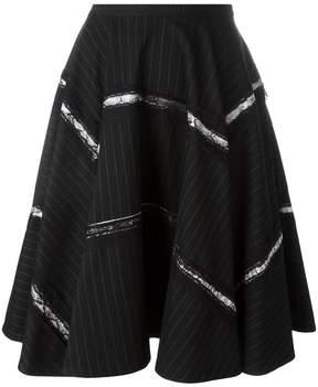 Antonio Marras pinstripe skirt