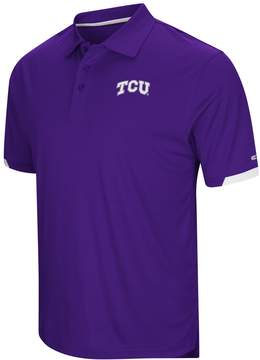 Colosseum Men's TCU Horned Frogs Wedge Polo