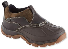 L.L. Bean Women's Storm Chaser Slip-On Shoes with Arctic Grip