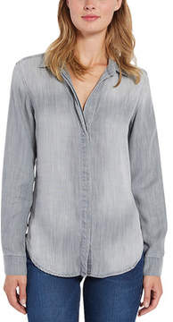 Bella Dahl Long-Sleeve Button Back Shirt (Women's)