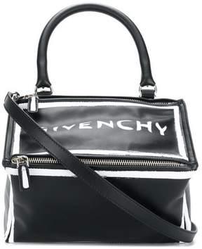 Givenchy Logo Print S Pandora Bag