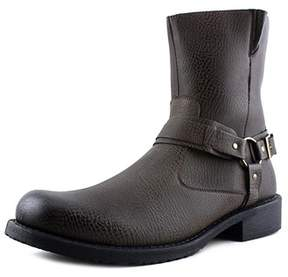 Robert Wayne Mens Connor Closed Toe Mid-calf Motorcycle Boots.