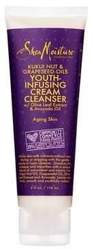 SheaMoisture Kukui Youth Infusing Cream Cleanser 4 oz