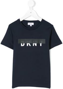 DKNY logo printed T-shirt