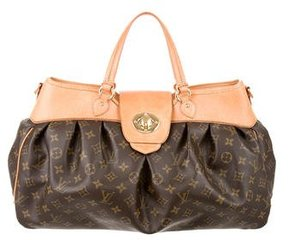 Louis Vuitton Monogram Boetie GM - BROWN - STYLE