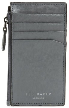 Ted Baker Men's Leather Card Case - Black