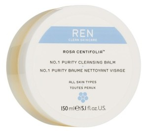 REN Space.nk.apothecary Rosa Centifolia No.1 Purity Cleansing Balm