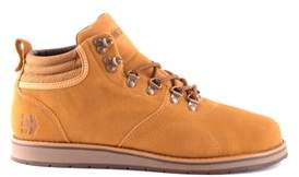 Etnies Men's Brown Suede Ankle Boots.