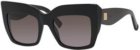Safilo USA Max Mara Gem I Rectangle Sunglasses