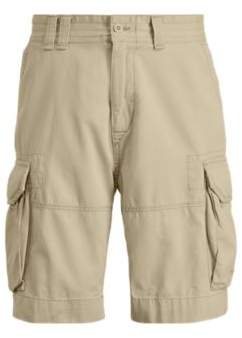 Ralph Lauren Classic Fit Cotton Cargo Short Montana Khaki 31