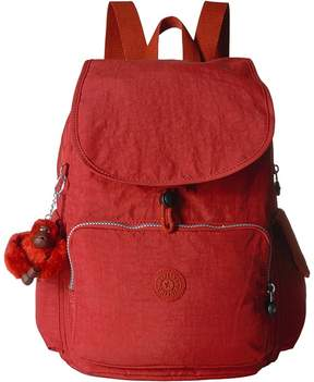 Kipling Ravier Backpack Backpack Bags - RED RUST - STYLE