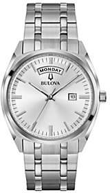 Bulova Men's Classic Stainless Dress Watch