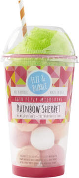 Fizz & Bubble Rainbow Sherbet Bubble Bath Milkshake