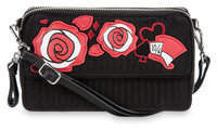Disney Alice in Wonderland Crossbody Wallet - Vera Bradley