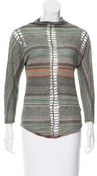 Edun Striped Long Sleeve Top