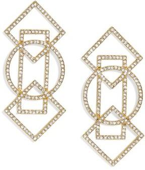 BaubleBar Women's Geometric Drops