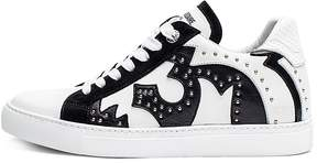 Zadig & Voltaire Women's Zv1747 Nash Studded Leather Sneakers