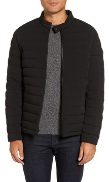 Michael Kors Men's Packable Stretch Down Jacket
