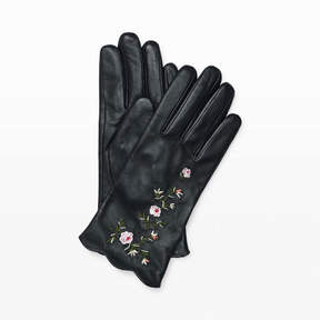 Club Monaco Vidita Leather Glove