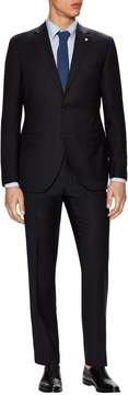 Lubiam Men's May Printed Suit