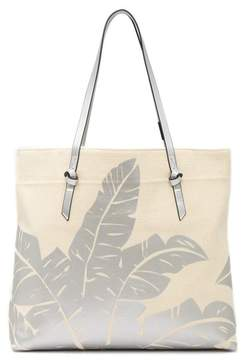 Foley + Corinna Palm Canvas Tote