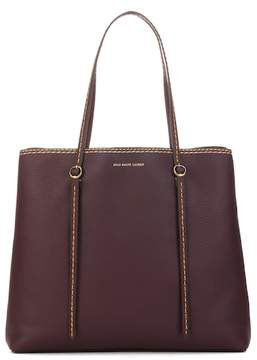 Polo Ralph Lauren Lennox leather tote
