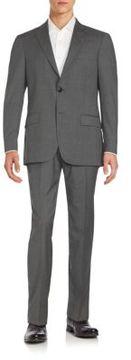 Hart Schaffner Marx Regular-Fit Woolen Suit