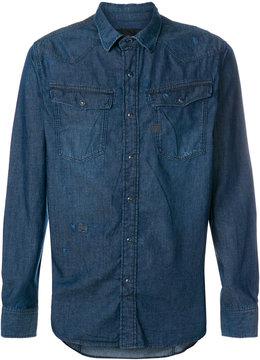 G Star G-Star chest pocket denim shirt