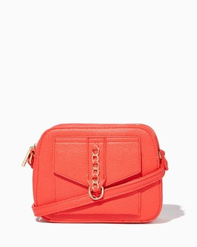 Charming charlie Linear Chain Crossbody