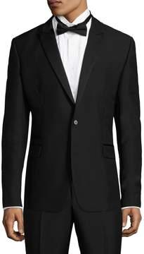 BLK DNM Men's 25 Wool Welted Tuxedo Jacket